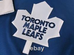 Nike Authentic Hockey Jersey Toronto Maple Leafs 1990s, Vintage, 52, Strap