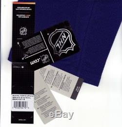 PATRICK MARLEAU AUTOGRAPHED Toronto Maple Leafs AUTHENTIC ADIDAS Hockey Jersey
