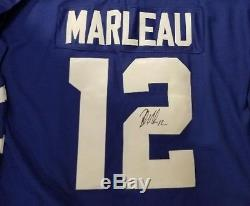 size 40 1bb40 37681 Patrick Marleau Signed Toronto Maple Leafs Jersey Withcoa ...