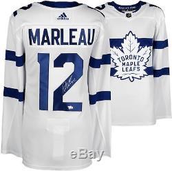 Patrick Marleau Toronto Maple Leafs Signed 2018 Stadium Series Adidas Jersey