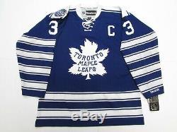 Phaneuf Toronto Maple Leafs NHL 2014 Winter Classic Reebok Hockey Jersey Medium