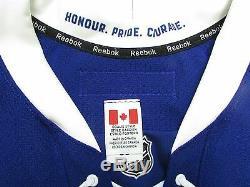 Potvin Maple Leafs Alumni Centennial Classic Reebok Edge Jersey Goalie Cut 58