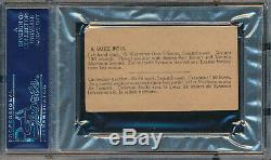 Psa 3.5 Vg+ V129 Buzz Boll Vintage 1933 Anonymous Graded Very Good Plus Low Pop