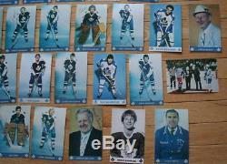 Rare 1979 Toronto Maple Leafs Team Issued Postcards Set of 29 Original Envelope