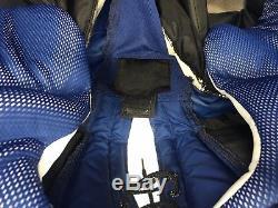 Reebok 9k Toronto Maple Leafs NHL Pro Stock Return Goalie Hockey Pants XL Goal