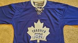 Reebok Premier Toronto Maple Leafs 3rd Jersey