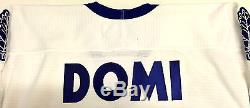 Tie Domi 1999 Toronto Maple Leafs Nike Authentic Jersey Size 52 New Rare