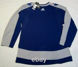 TORONTO MAPLE LEAFS size 46 Small Reverse Retro ADIDAS authentic hockey jersey