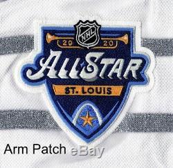 TORONTO MAPLE LEAFS size 52 Large 2020 NHL ALL STAR Adidas Hockey Jersey White
