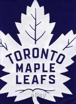 TORONTO MAPLE LEAFS size 54 = sz XL ADIDAS NHL HOCKEY JERSEY Climalite Authentic