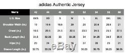 TORONTO ST. PATS size 52 = Large Adidas NHL Hockey Jersey Climalite Authentic