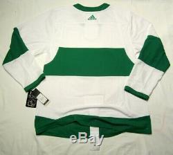 TORONTO ST. PATS size 60 = 3XL Adidas NHL Hockey Jersey Climalite Authentic