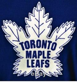 Toronto Maple Leafs #10 Blue Ebbets Field Flannels Hockey Jersey