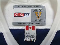 Toronto Maple Leafs 1978 Vintage CCM Throwback Hockey Jersey Size Medium