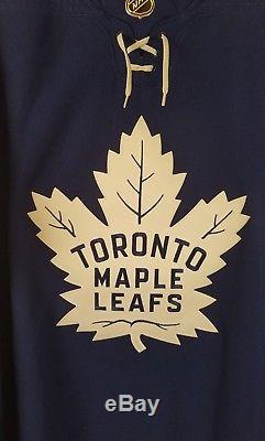 Toronto Maple Leafs ADIDAS Climalite Authentic NHL Jersey size 60 / 3XL NEW