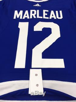 Toronto Maple Leafs Any Name & Number Adidas Adizero Home Jersey Authentic Pro