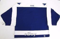 Toronto Maple Leafs Authentic 2014 Alumni CCM 6100 Goalie Cut Jersey Size 58