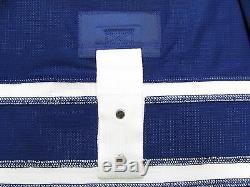 Toronto Maple Leafs Authentic Home Reebok Edge 2.0 7287 Jersey Goalie Cut 58
