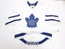 Toronto Maple Leafs Authentic New Away Reebok Edge 2.0 7287 Jersey Goalie Cut 58