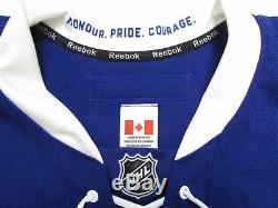 Toronto Maple Leafs Authentic New Home Reebok Edge 2.0 7287 Jersey Size 58+