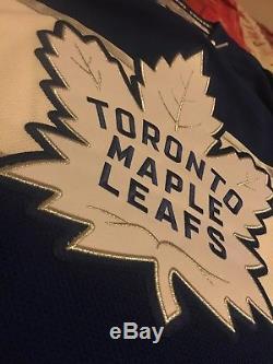 Toronto Maple Leafs Centennial Classic Auston Matthews #34 Jersey Size Small