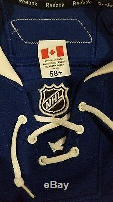 Toronto Maple Leafs GAME WORN Jersey Wayne Primeau Home