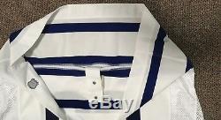 Toronto Maple Leafs Game Worn Used Jersey Paul Healey Alternate 58