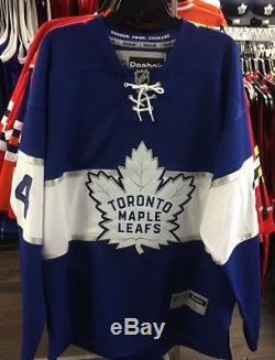 Toronto Maple Leafs NHL Hockey Centennial Classic Auston Matthews Jersey Medium