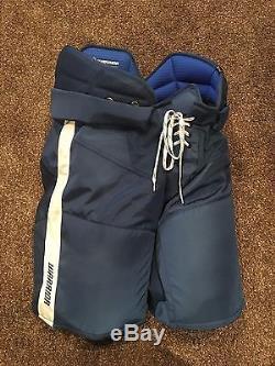Toronto Maple Leafs Pro Stock Warrior Covert QRL Hockey Pants Medium