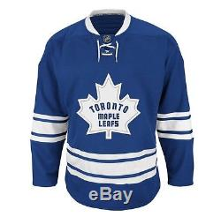 Toronto Maple Leafs Rbk AUTHENTIC Officially Licensed NHL EDGE Alternate Jersey