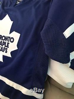 Toronto Maple Leafs Tie Domi Authentic Nike Jersey