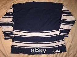Toronto Maple Leafs Vintage Hockey CCM Classic Jersey Sweater Size XXL