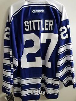 Toronto Maple Leafs Winter Classic Darryl Sittler jersey