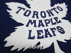 Toronto Maple Leafs Winter Classic Team Issued Reebok Edge 2.0 7287 Jersey Sz 56