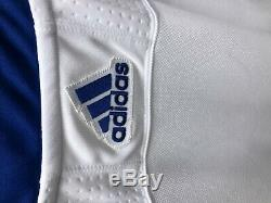 Toronto Maple Leafs adidas Men's Authentic Pro Jersey Size 54 XL New W. Tags