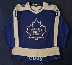 Toronto Maple Leafs authentic adidas Reverse Retro jersey Mitch Marner