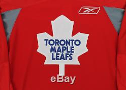 Toronto Maple Leafs game used/issued hockey practice jersey Guaranteed Authentic