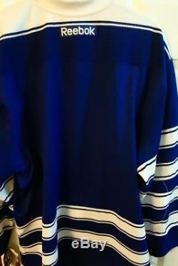 Toronto maple leafs authentic pro jersey edge 2.0 reebok vintage winter classic