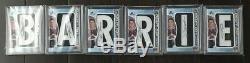Tyson Barrie Draft Day Marks Complete Rookie Patch Auto /35 2012/13