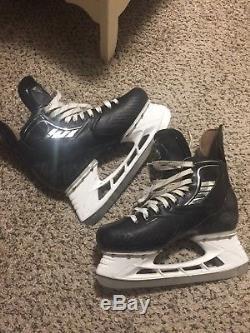 VH Pro Stock Hockey Skates 11D, Frederik Gauthier, Toronto Marlies/Maple Leafs