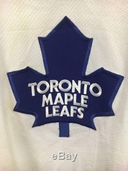 Vintage Matt Sundin Toronto Maple Leafs CCM NHL Hockey Jersey White Sz XL