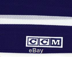 WENDEL CLARK size MEDIUM Toronto Maple Leafs CCM 550 1992-1997 Hockey Jersey