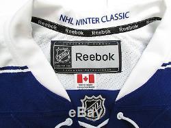 Wendel Clark Toronto Maple Leafs 2014 Winter Classic Reebok Edge 2.0 7287 Jersey