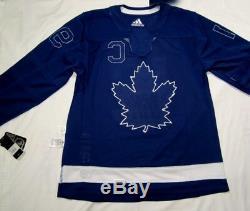 With C JOHN TAVARES size 56 = sz XXL Toronto Maple Leafs ADIDAS HockeyJersey